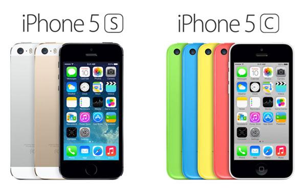 5c vs 5s iphone