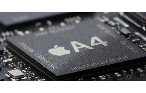 apple a4 procesador