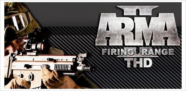 arma ii firing range thd android