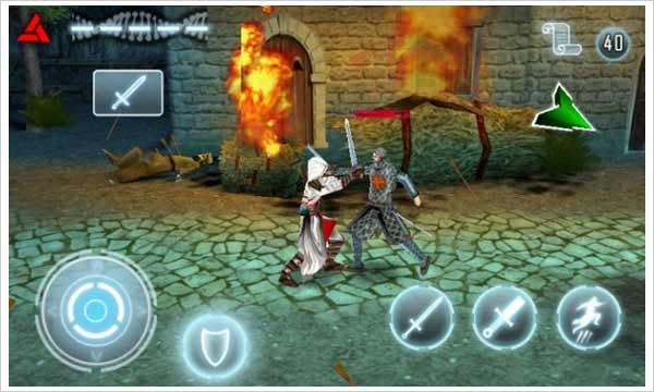 assassins creed altair chronicles iphone ipad