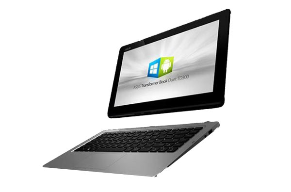 asus transformer book duet android