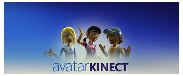 avatar kinect xbox 360