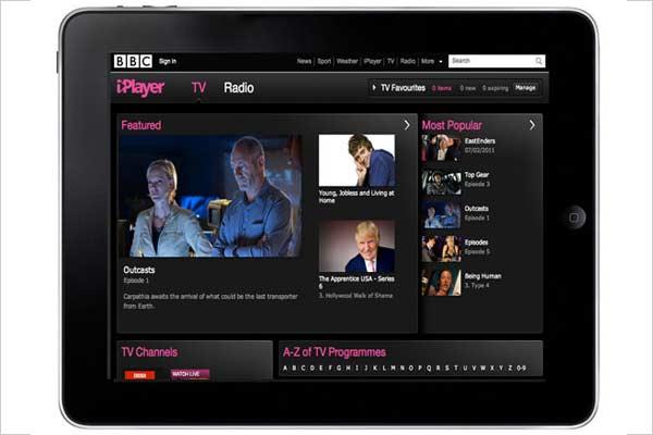 bbc ipad iplayer