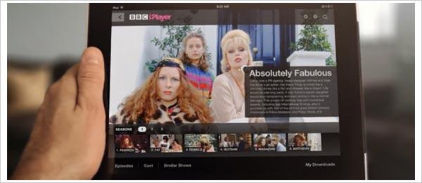 bbc iplayer ipad espana