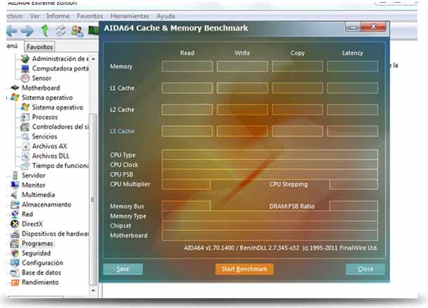 benchmark aida64 extreme edition