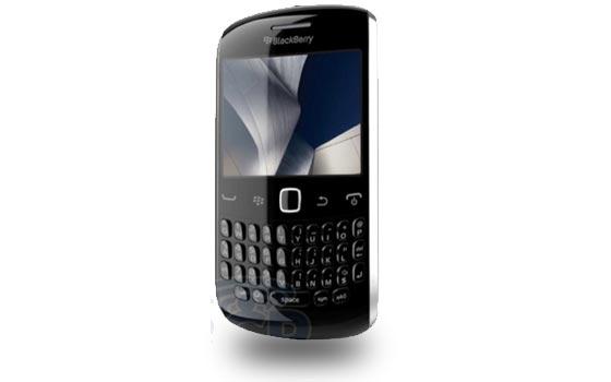 blackberry curve nueva