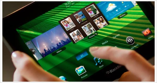 blackberry playbook vodafone
