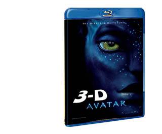 blu ray 3d avatar