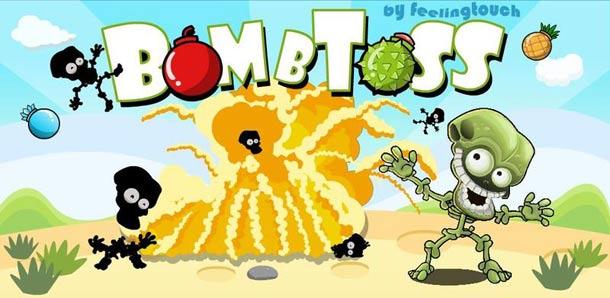 bombs vs zombies