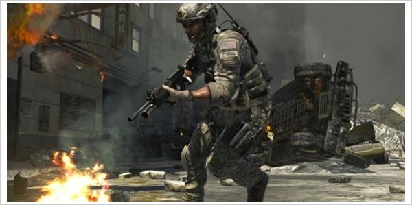 call of duty modern warfare 3 survival