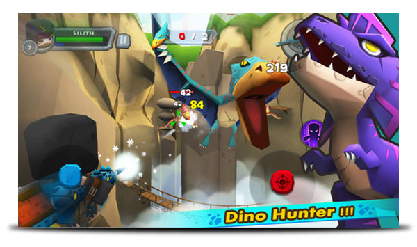 call of mini dino hunter ipa