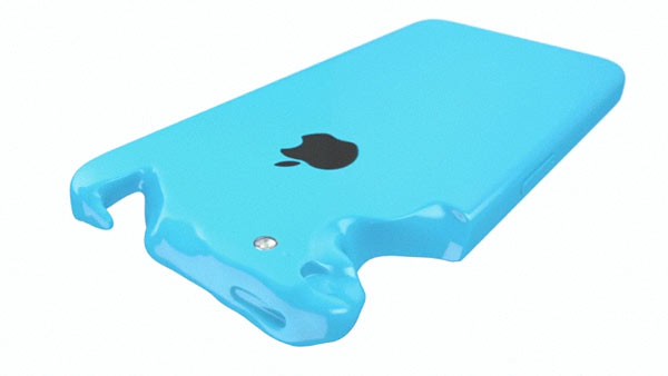 carcasa color iphone 5c