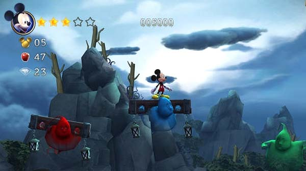 castle of illusion iphone ipad