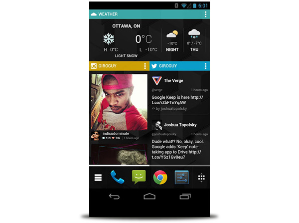 chameleon launcher 2 0 android apk