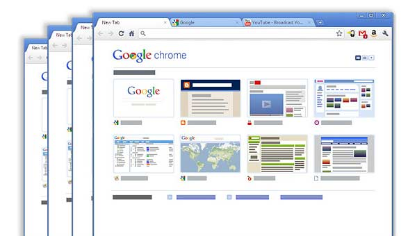 chrome web