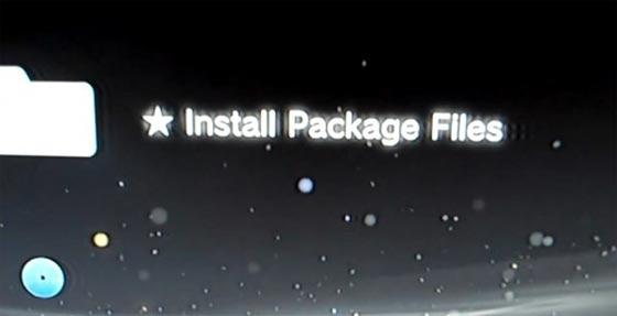 El código para jugar a juegos piratas sin chip en la PS3