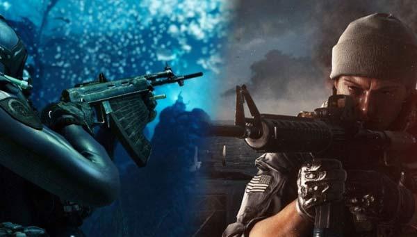 cod battlefield fps
