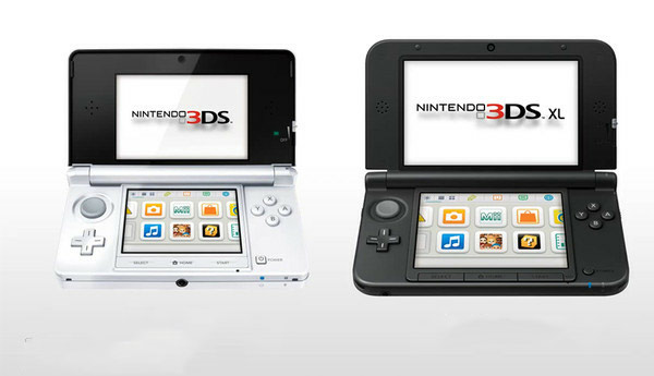 comparativa 3ds 3ds xl