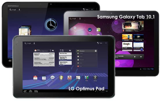 comparativa tablet android