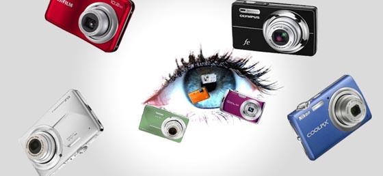 comprar camara fotos digital