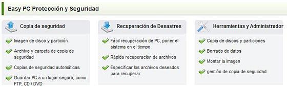 copia seguridad clon