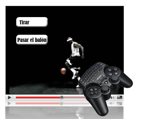 crear juegos youtube interactivos