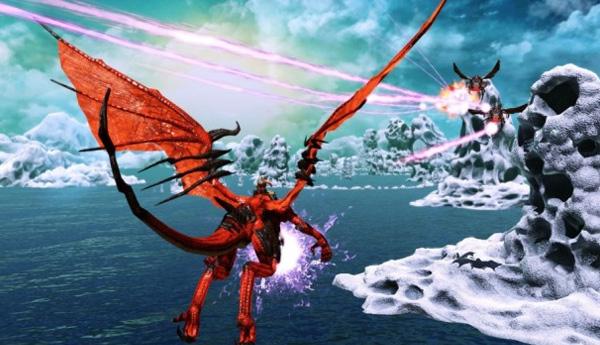 crimson dragon xbox