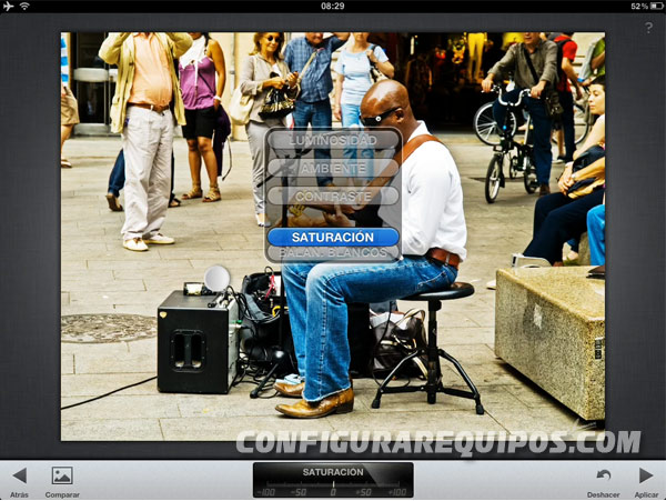 curso fotografia movil snapseed 2