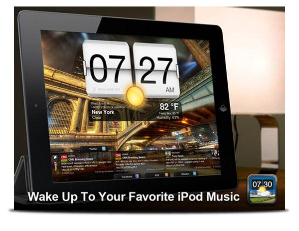 despertador ipad free