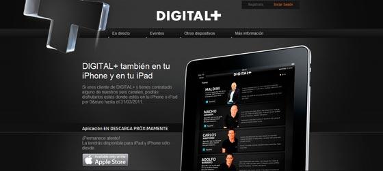 digital plus  ipad
