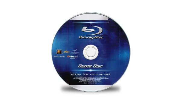 disco blu ray
