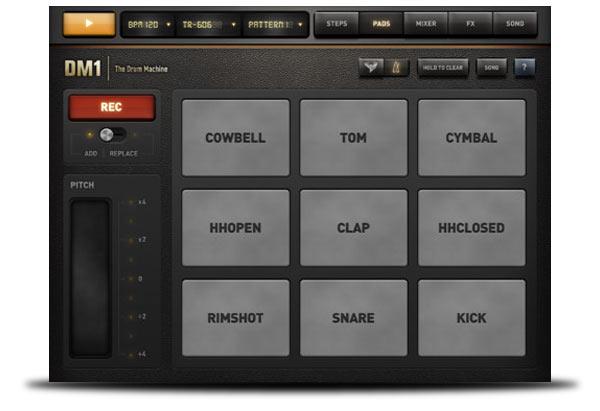 dm1 the drum machine ipa