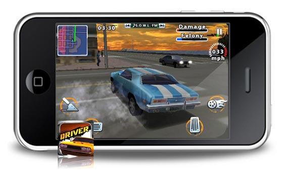 driver gameloft