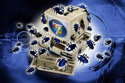 eliminar virus windows 7
