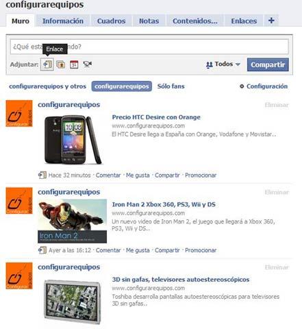 facebook configurarequipos