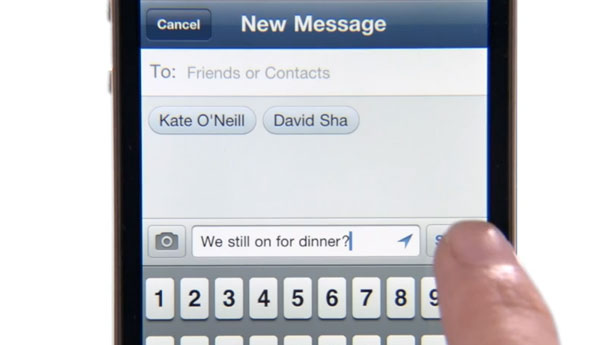 facebook messenger usuarios