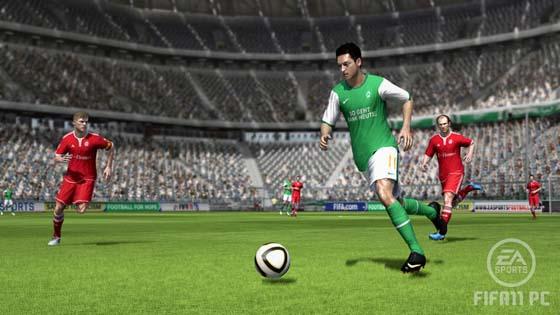 fifa 11 pc game