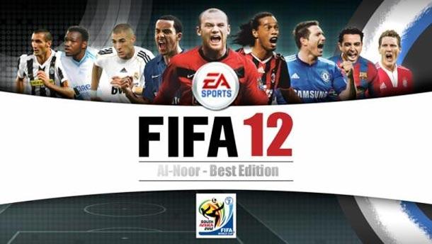 fifa 12 soccer