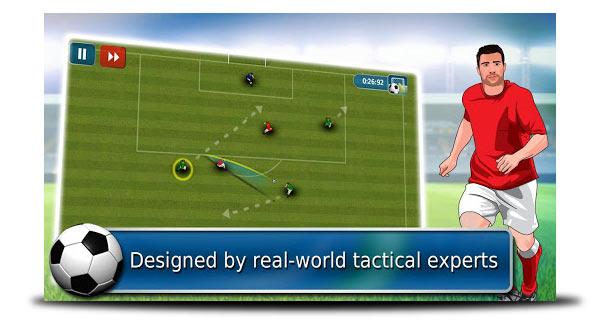 fluid football juego