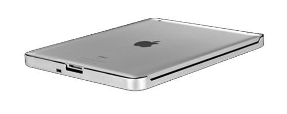 funda aluminio ipad 2