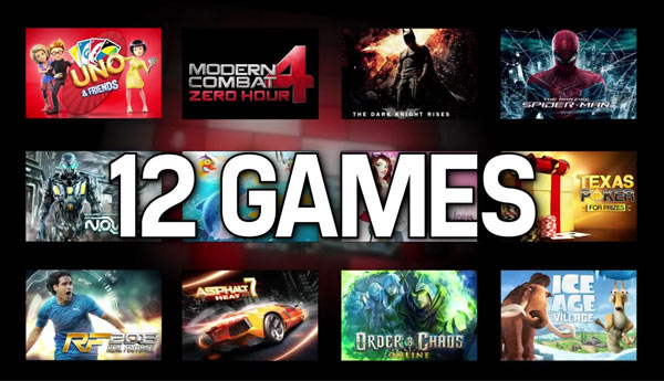 games windows phone 8 gameloft