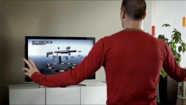 ghost recon future soldier kinect