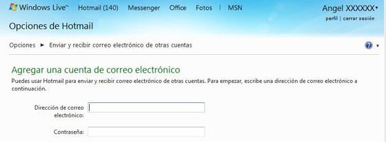 gmail correo hotmail