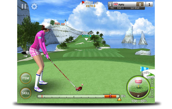 golfstar iphone