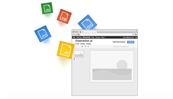 google drive archivos