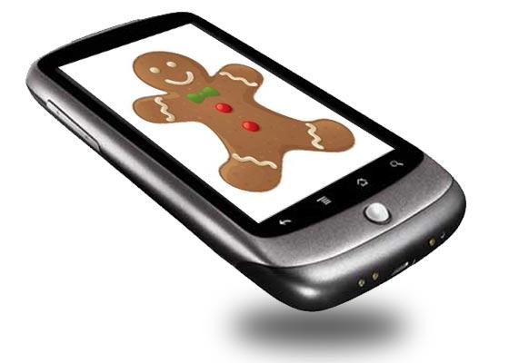 google nexus one android 2 3