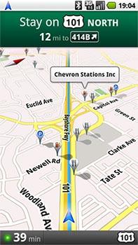 gps gratis google maps