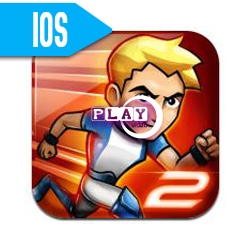 Gravity Guy 2, un adictivo juego endless para iPhone