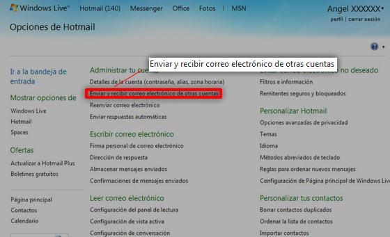 hotmail correo gmail
