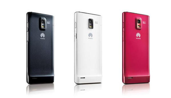 huawei ascend p1 android